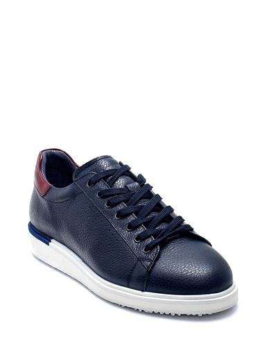 Derimod Erkek Ayakkabı(1136) Sneaker Lacivert